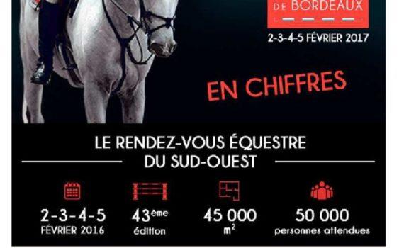 thumbnail of Affiche jumping de Bordeaux